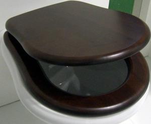 Сиденье на унитаз