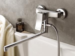 смеситель для ванны фото