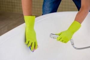 Чистка акриловой ванны: обзор средств и правила чистки, современные и народные средства