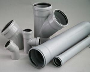 Особенности пластиковых канализационных труб
