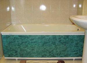Инструкция экран для ванной своими руками фото 649