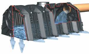Канализация, очистка водопроводной воды в доме