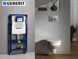 Инсталляция Geberit