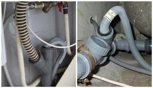 Сливной шланг для стиральной машины: функции, разновидности, особенности установки и замены
