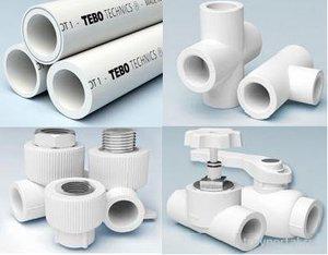 Водопровод из пластиковых труб 136