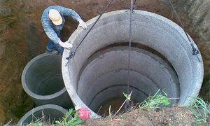Как самостоятельно сделать бетонный септик