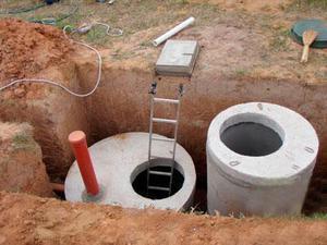 Выгребная яма с переливом: принцип работы, схемы сооружения 29
