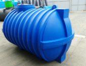Пластиковая емкость для воды