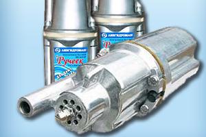Водяной насос Ручеек устройство характеристики отзывы правила использования