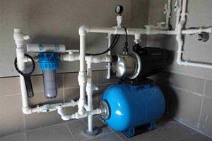 устройство насосной станции водоснабжения джамбо
