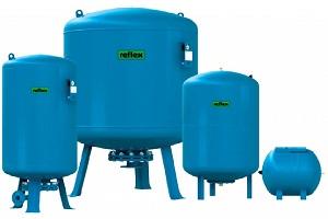 Гидроаккумулятор Рефлекс (Reflex): устройство и принцип работы, условия безопасной эксплуатации и монтажа