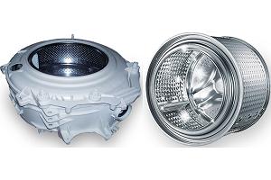 Из чего могут быть сделаны бак и барабан стиральной машины: критерии выбора для пользователя