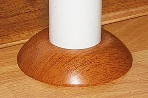 Декоративные накладки на трубы: как вписать элементы отопления в любой интерьер