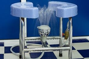 Что такое восходящий душ в санатории