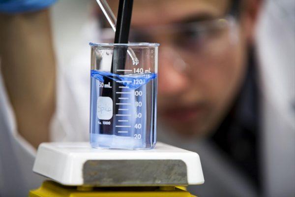 Химические показатели воды