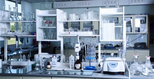 Лаборатория для проверки воды из скважины