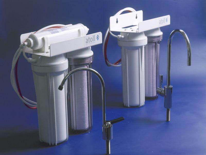 Как выбрать фильтр для воды: классификация и параметры