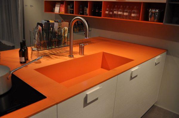 Оранжевая мойка