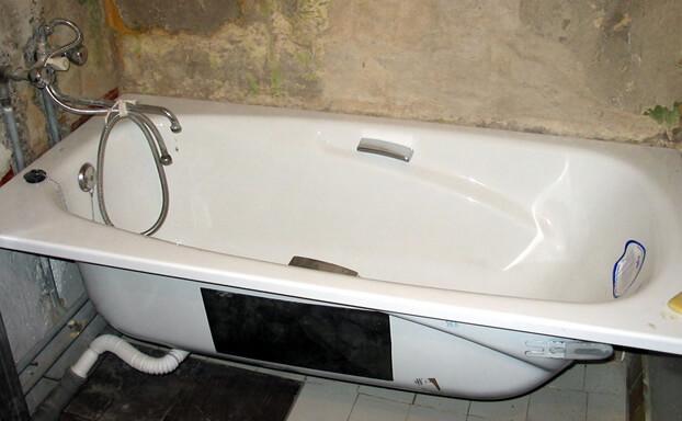 Как укрепить ванну если слабые ножки. Как укрепить ванну чтобы не шаталась