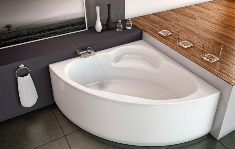 Какая ванна лучше — акриловая или стальная