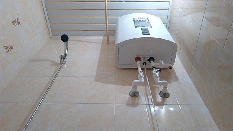 Как подключить проточный водонагреватель к смесителю — пошаговая инструкция