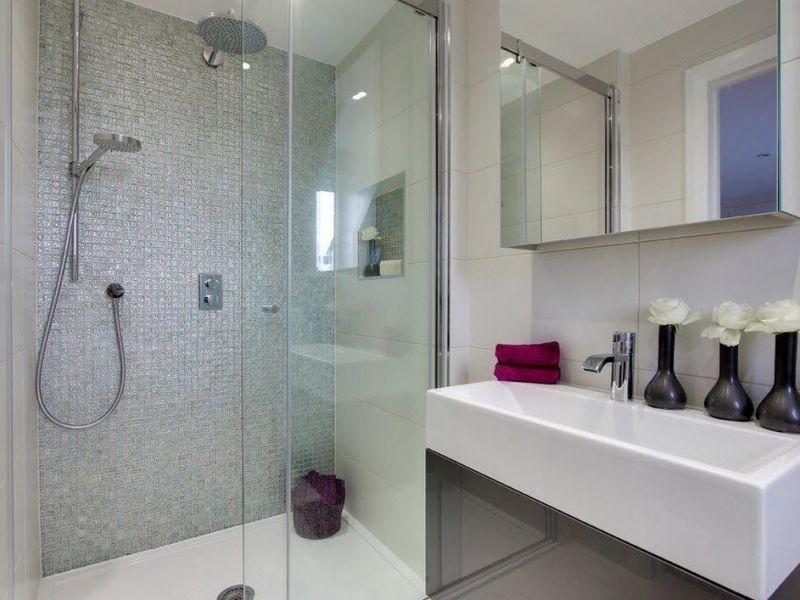 Дизайн душевой комнаты в частном доме: интересные идеи