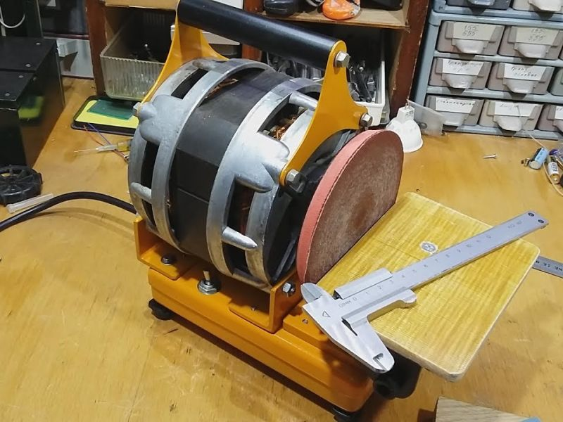 Самоделки из двигателя от стиральной машины: вторая жизнь старых деталей