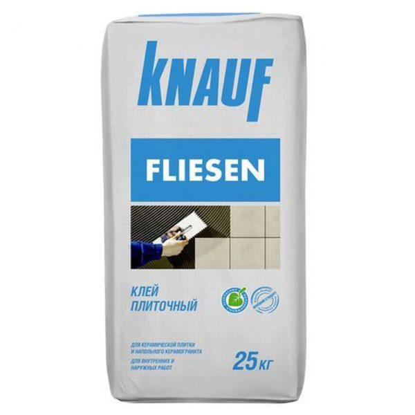 Клей для плитки Knauf Fliesen