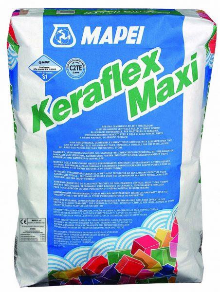 Клей для плитки Mapei Keraflex Maxi