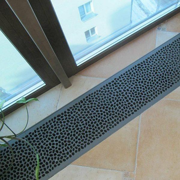 решетка для напольного радиатора