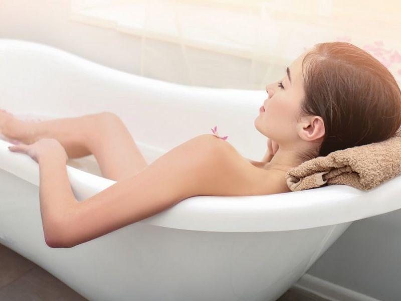 Польза и вред морской соли для ванны