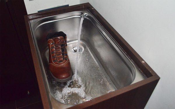 Мойка для обуви