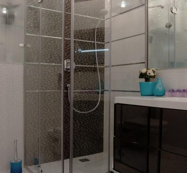 Дизайн ванной комнаты размером 3 кв. м