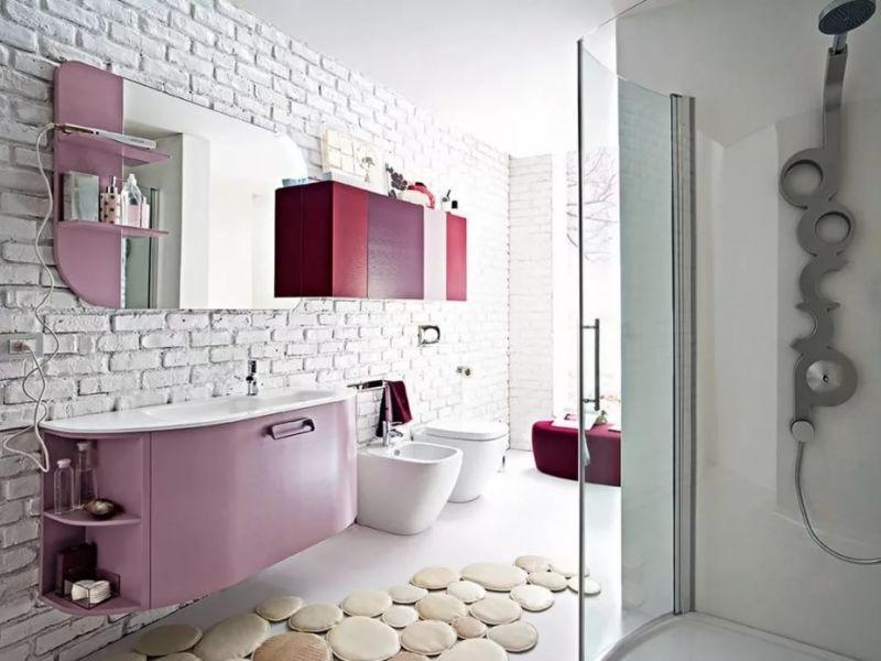 Ремонт ванной комнаты в хрущёвке: подборка идей на фото