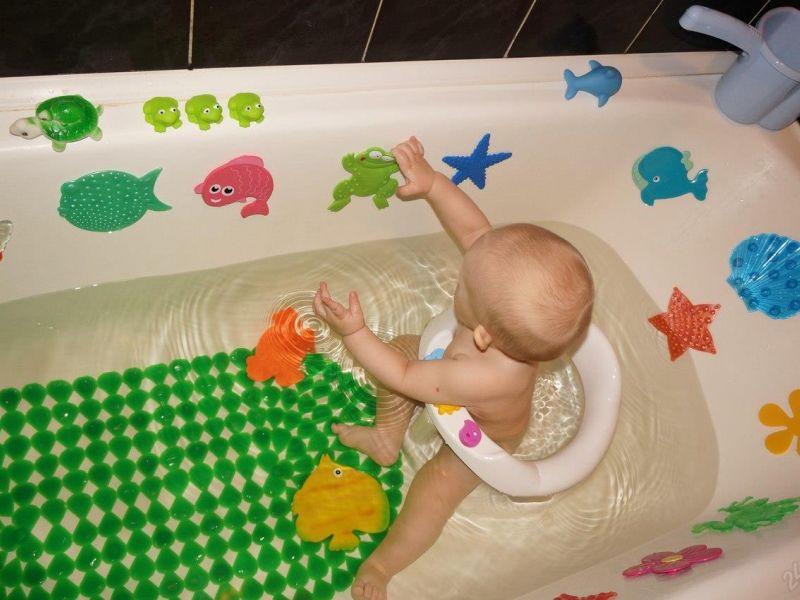 Мини-коврики для ванной для малышей с Алиэкспресс: топ-10