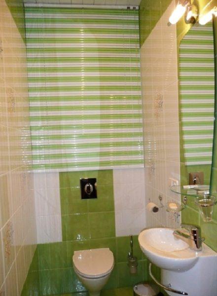 дизайн туалета с водонагревателем