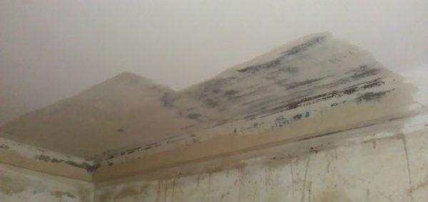 Как смыть побелку с потолка: пошаговая инструкция