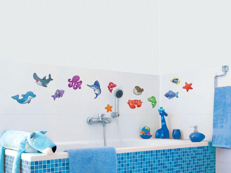 Как украсить плитку в ванной своими руками: простые и изысканные способы