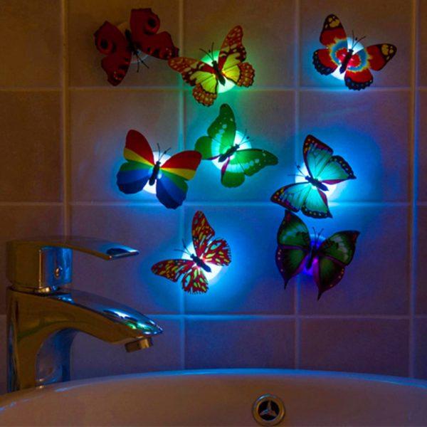 как украсить плитку в ванной своими руками
