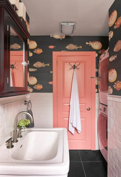 как обновить дверь в ванную комнату