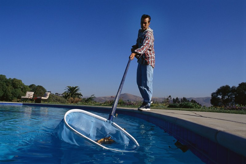 Как чистить каркасный бассейн: лучшие варианты