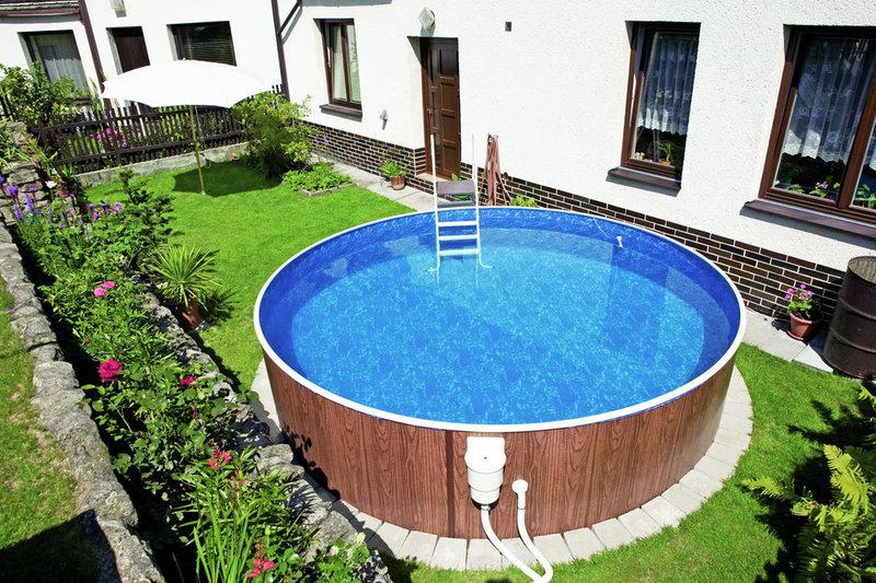Использование марганцовки для дезинфекции воды в бассейне