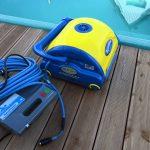 Автоматический пылесос для бассейна
