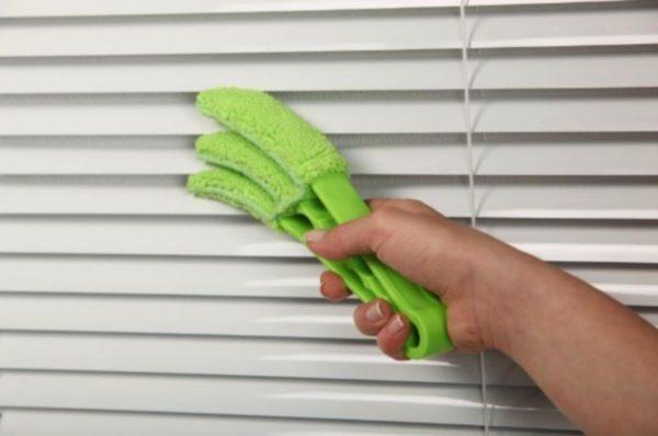 Щётка для чистки жалюзи