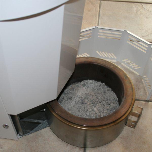 Отходы в электрическом биотуалете