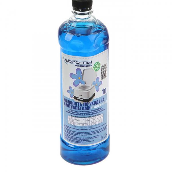 Жидкость для биотуалета Goodhim