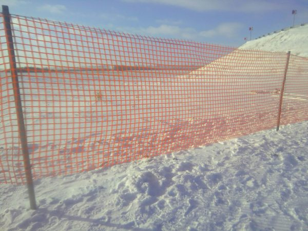 Снегозадерживающая сетка