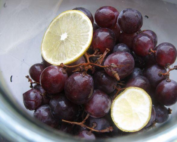 Вкусный компот из винограда на зиму: запасаемся витаминным напитком
