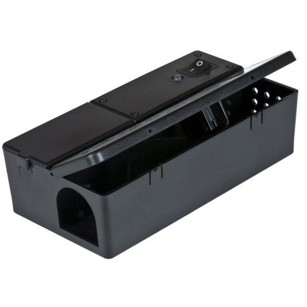 Электронная ловушка для мышей