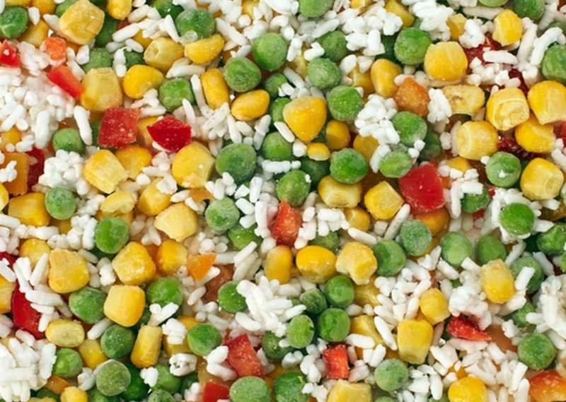 Замороженные овощные смеси: особенности приготовления, лучшие рецепты и отзывы